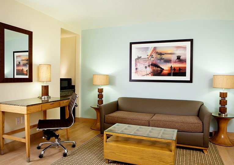 PB Surf Beachside Inn, California Suite